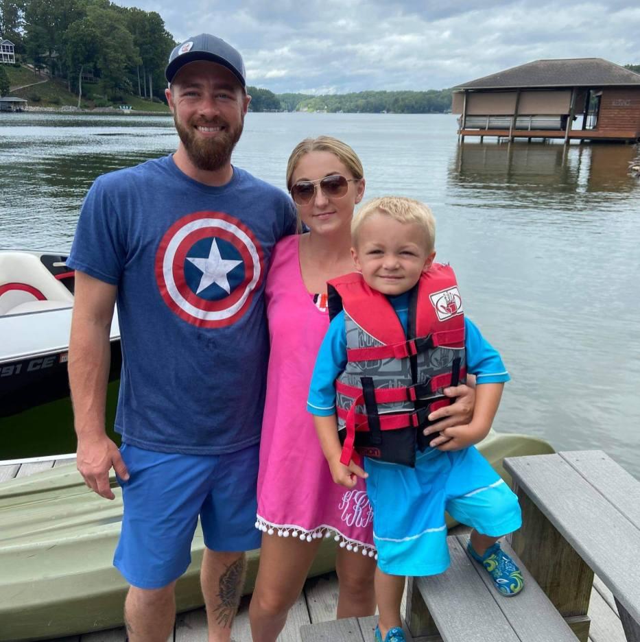 Daniel, Katie and Jameson 2020