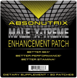 Absonutrix-male-enhancement-xtreme-patch-method-results-patches-Brand-company-supplement-product-amazon-ebay-becoming-alpha-male
