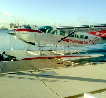 travel by seaplane