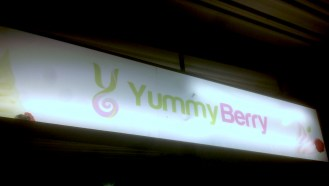 PinkBerry didn't make it here, but YummyBerry did.