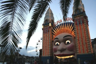 Luna Park is no Disneyland but it works