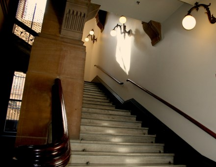 Inside Town Hall