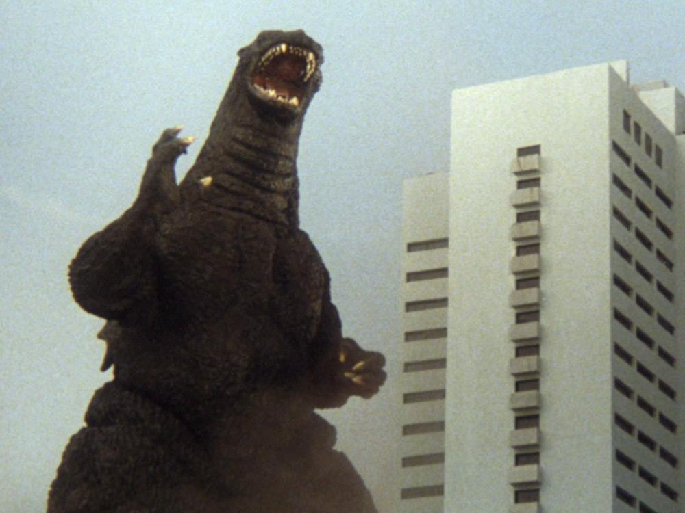 RadoGoji 1993  Becoming Godzilla