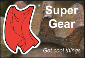 superhéroe Gear