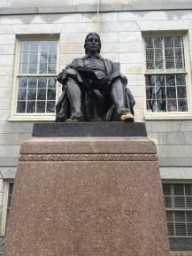 John Harvard!