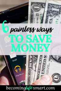 I'm so glad I found these great money saving tips! I can't wait to cut these from my budget and save money. | frugal living | personal finance | tight budget | small income | www.becominglifesmart.com