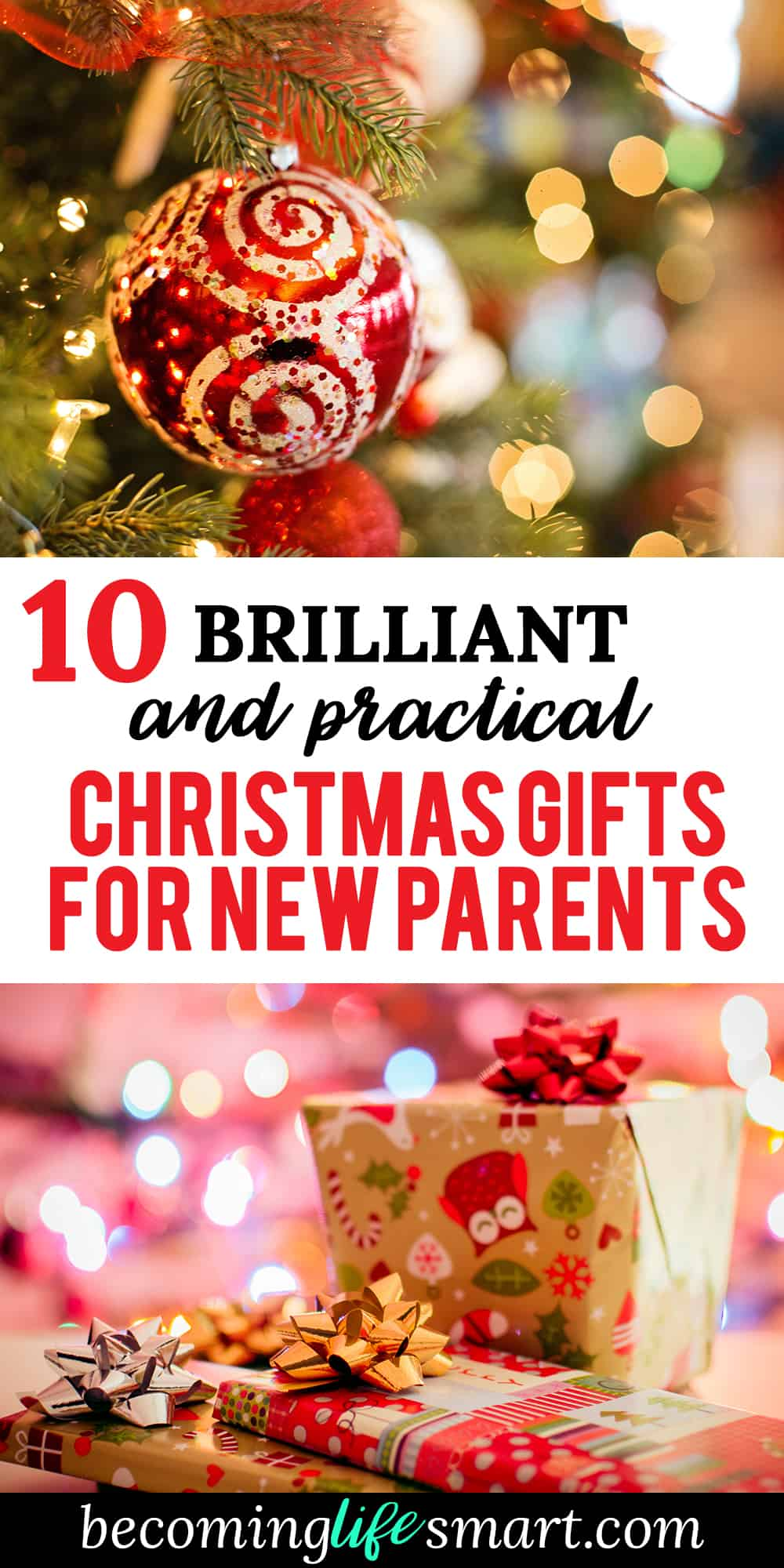 Practical christmas gifts for parents