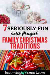 These ideas are so fun! I can't wait to add some of them to my family's Christmas list. | Christmas traditions | Christmas with toddlers | Christmas with kids | Christmas traditions kids | Christmas traditions family | www.becominglifesmart.com