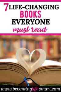 WOW, this is such a great list of books to read! I can't wait to get started reading. Pinning for later! | books to read | life-changing books | nonfiction books | books to read for women | good books to read | recommended books to read | www.becominglifesmart.com #nonfiction #bookstoread #booksforwomen #books
