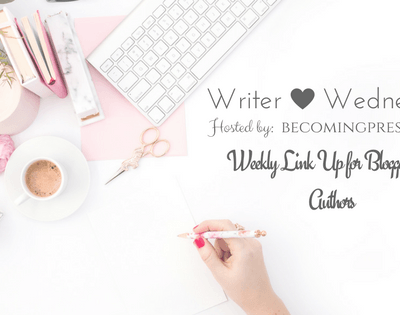 Writer Wednesday: Creating Structure and Space to Do What You Love (link up)