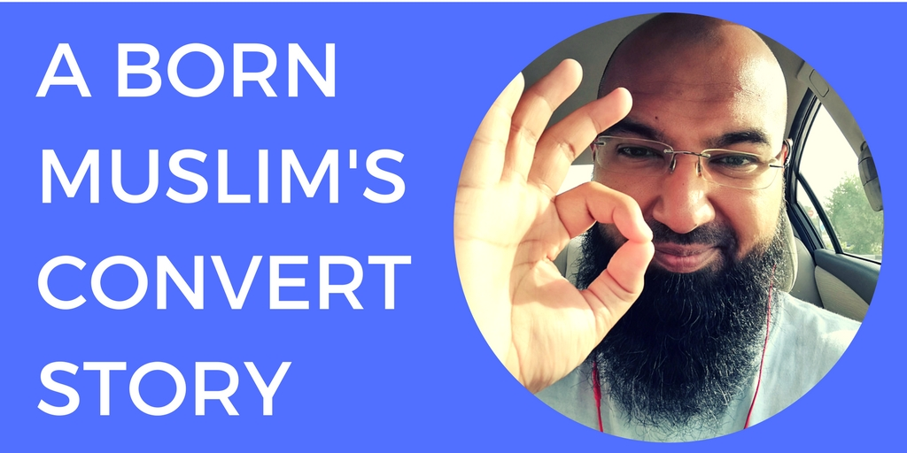 born muslim conversion story becoming the alpha muslim