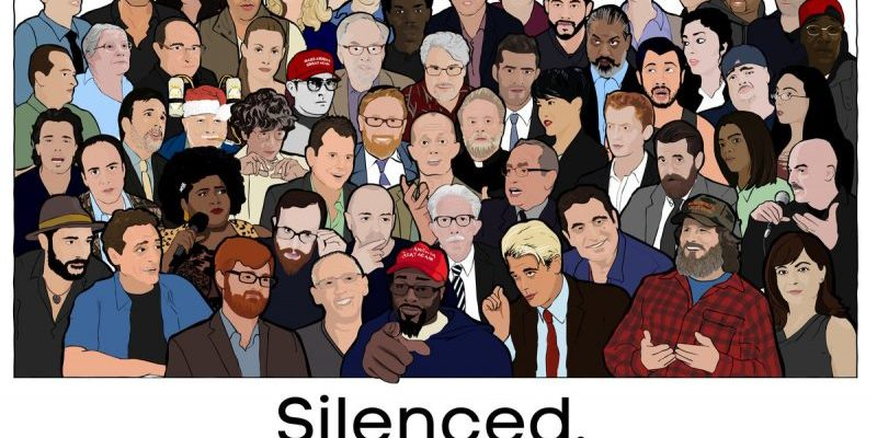 Silenced Mike Cernovich Danger and Play Media