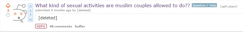 sex in islam