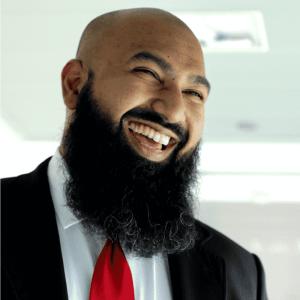 Nabeel Azeez Becoming the Alpha Muslim