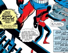 """Nobody respects Hank Pym. The nickname """"High-Pockets"""" doesn't help. (Avengers #12)"""