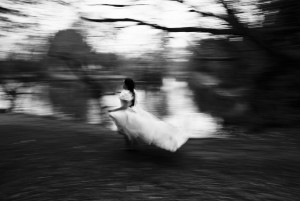 Running Ghost. Photo by Carol Parsons