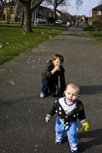 Tyler and Riley, The Old Dagenham Park. Photo by AF Rodrigues