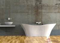 Bathroom wall designs - becoration