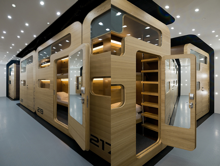 10 functional and beautiful portable houses  becoration