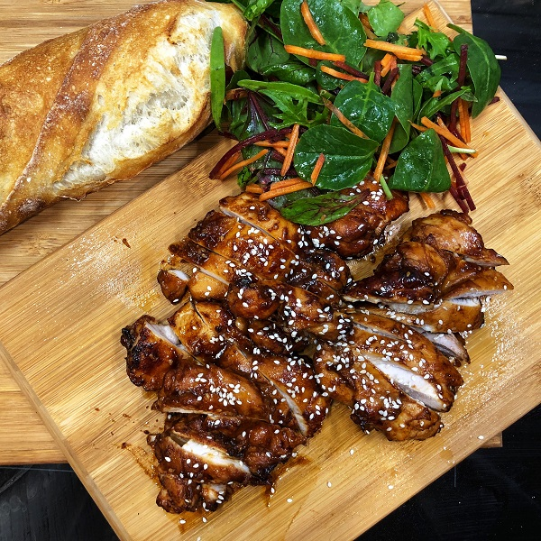 Slice Asian Style Chicken | becs-tabe.com.au