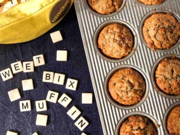 Image of weet-bix muffins in a cupcake tray thermomix method