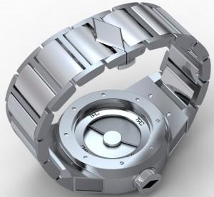 Etude montre complete bracelet metal
