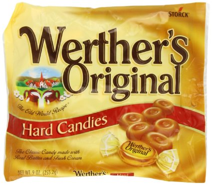 werther s caramel candies