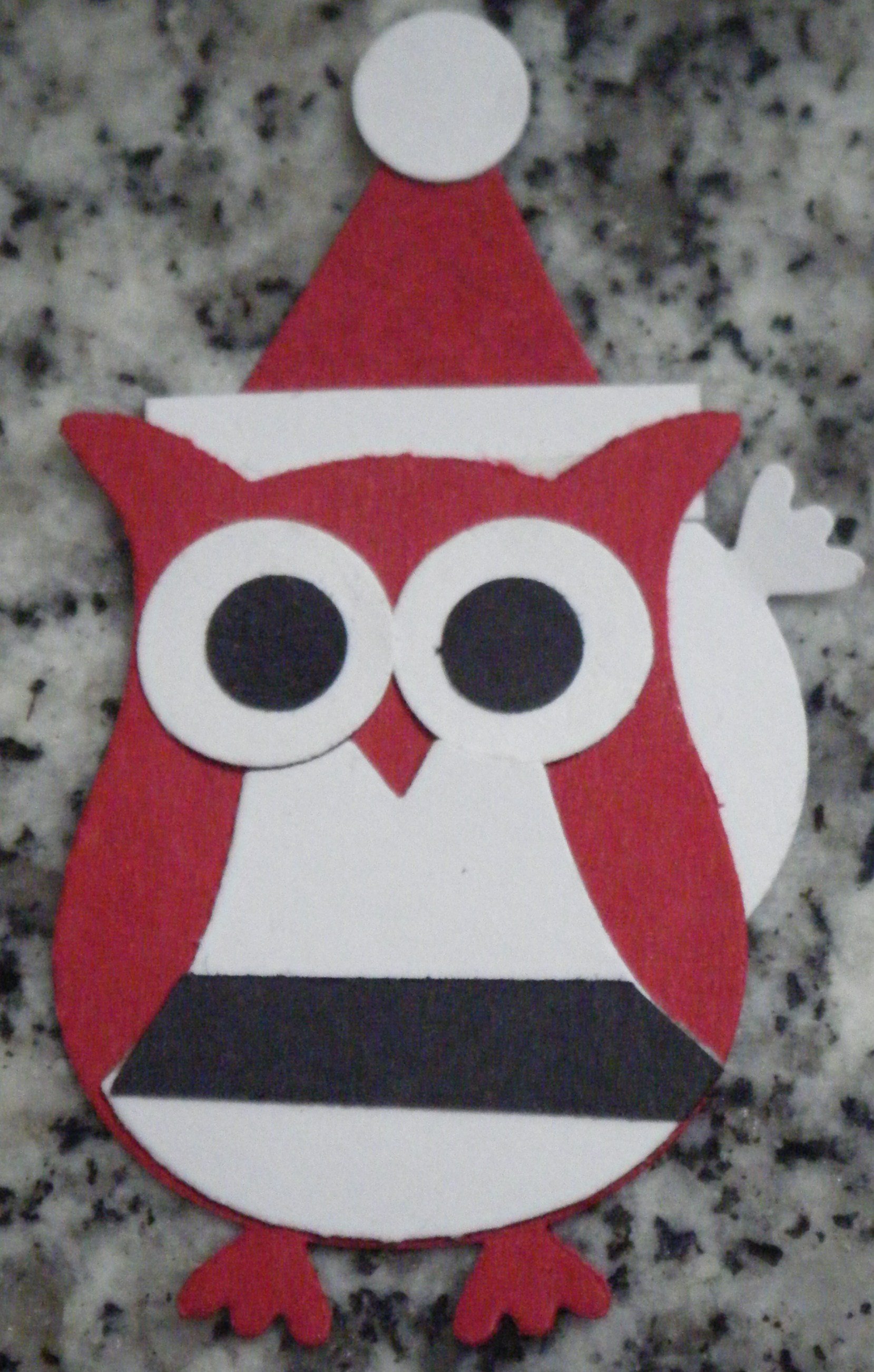 Owl Punch From Stampin Up My World Of Card Making
