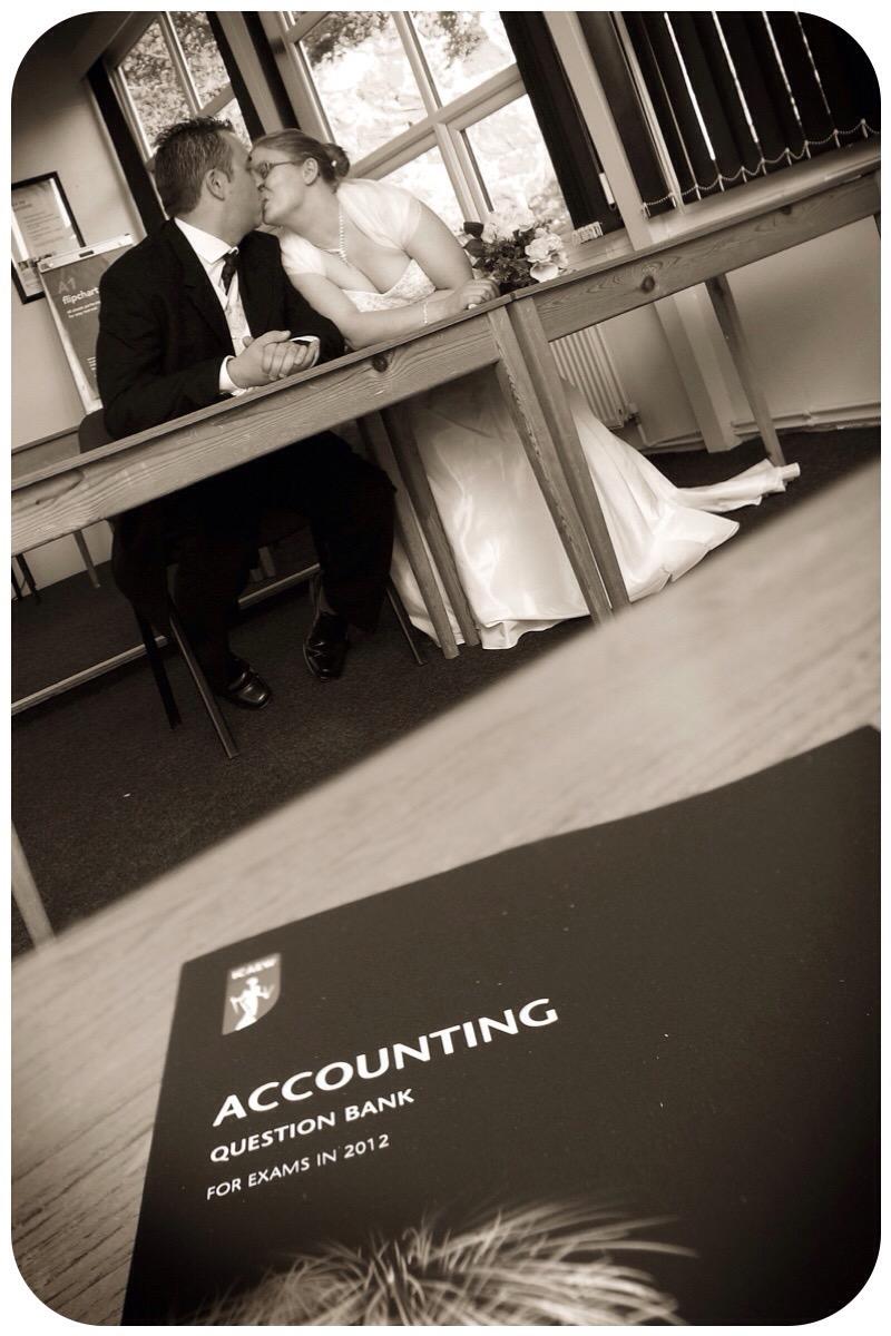 Our Wedding at Caer Rhun