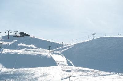 Ski snow