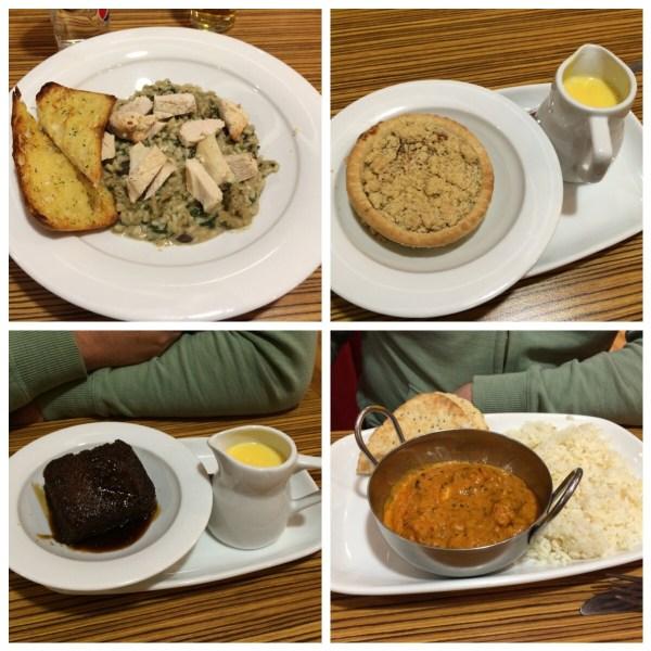 Travelodge Food
