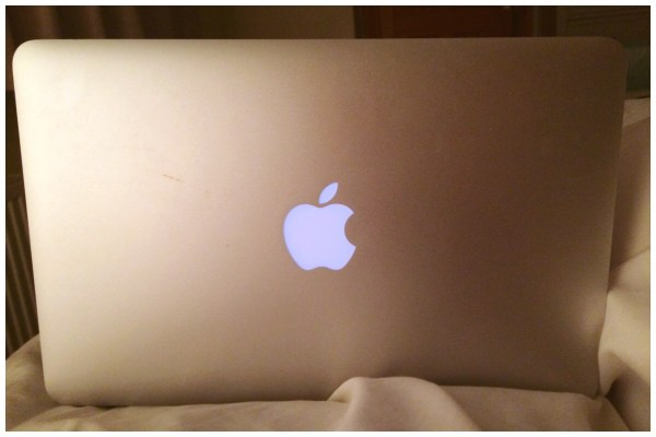 Late night MacBook-ing