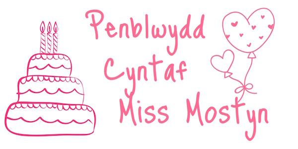 Penblwydd Miss Mostyn