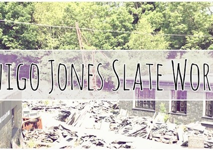 Inigo Jones Slate Works