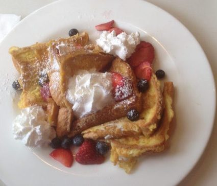 Friday Frivolity – Food Glorious Food