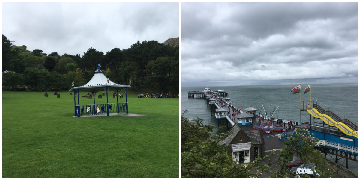 Happy Valley & Llandudno Pier