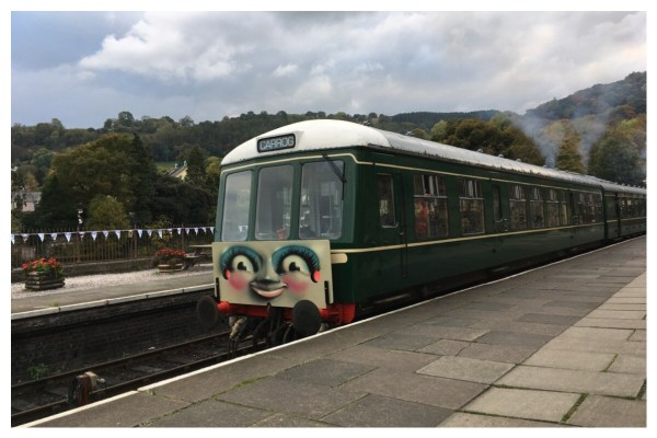 Daisy The Diesel Engine