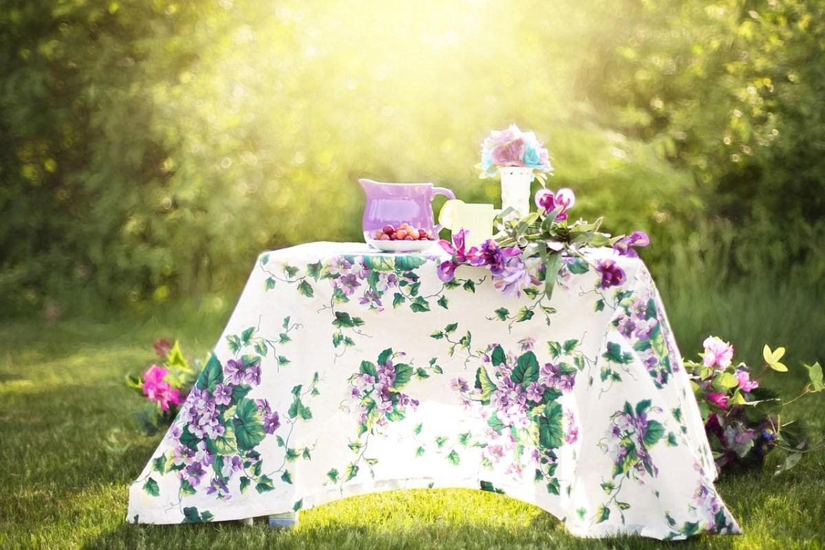 summer tea parties