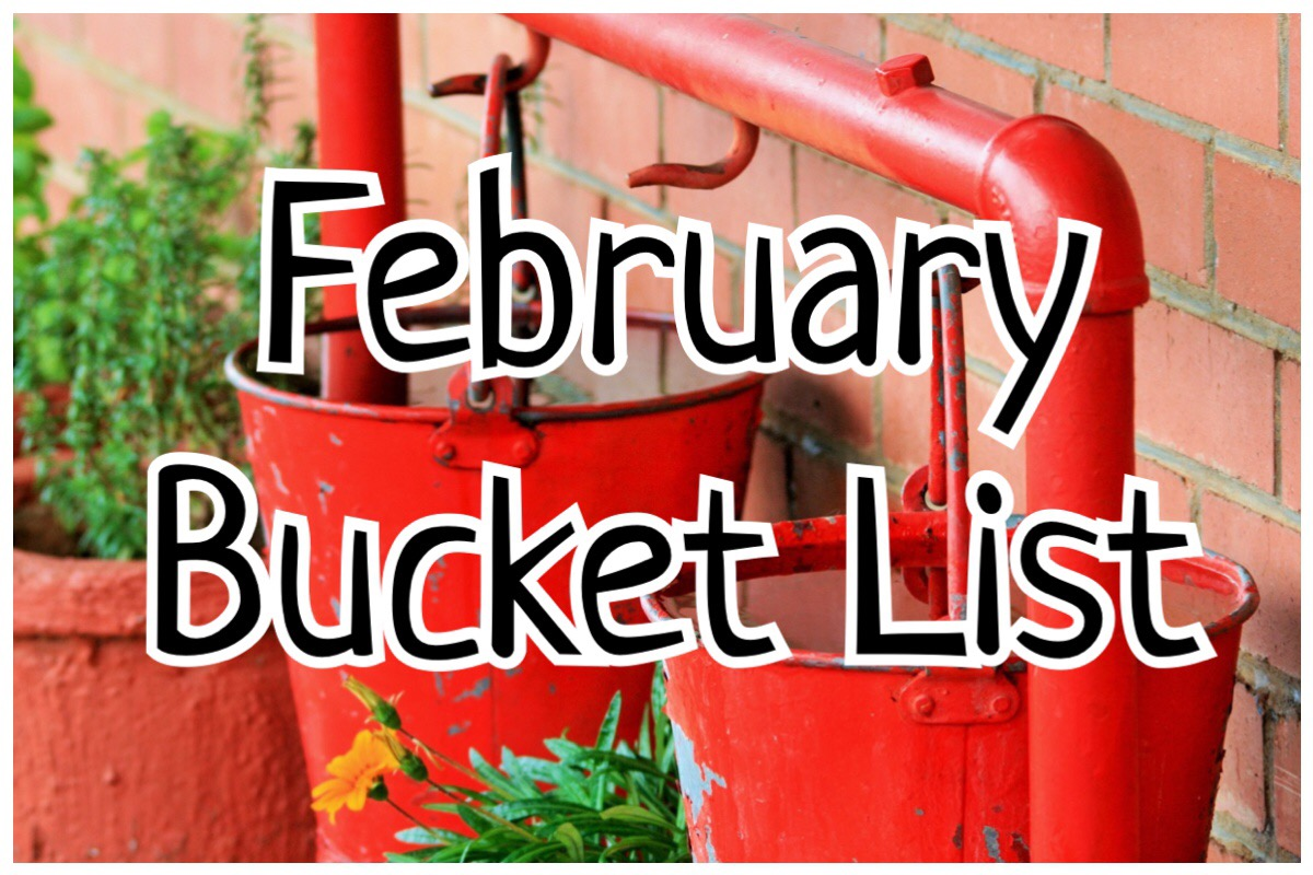 February Bucket List