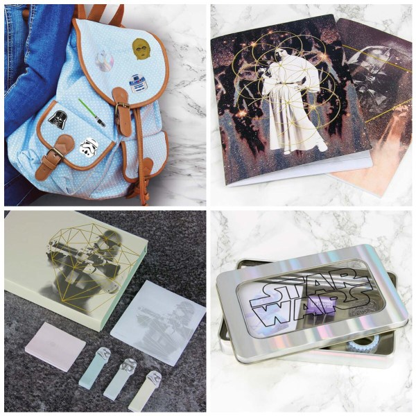 Star Wars Stationery Range