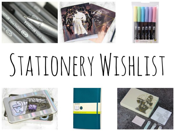 Stationery Wishlist