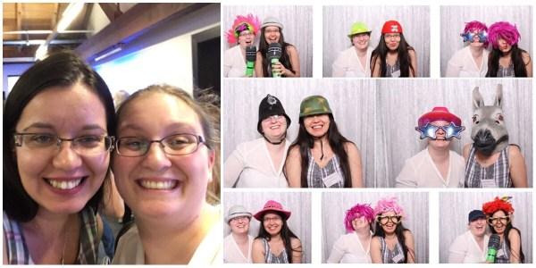 Blog On MSI 2017 - Photo Booth fun