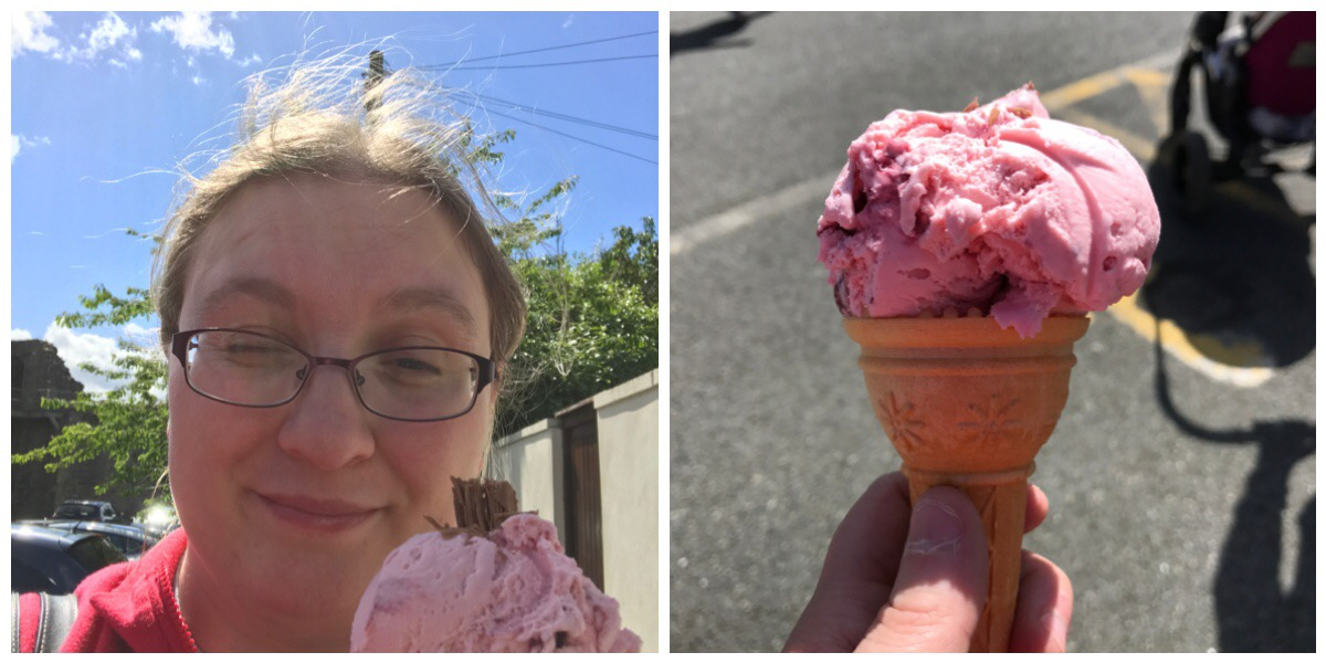 Ice Cream in Conwy
