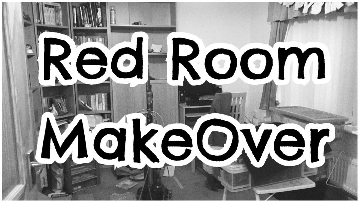 Red Room Makeover