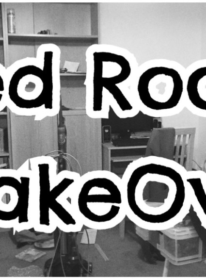 *** Spare Room Makeover ***