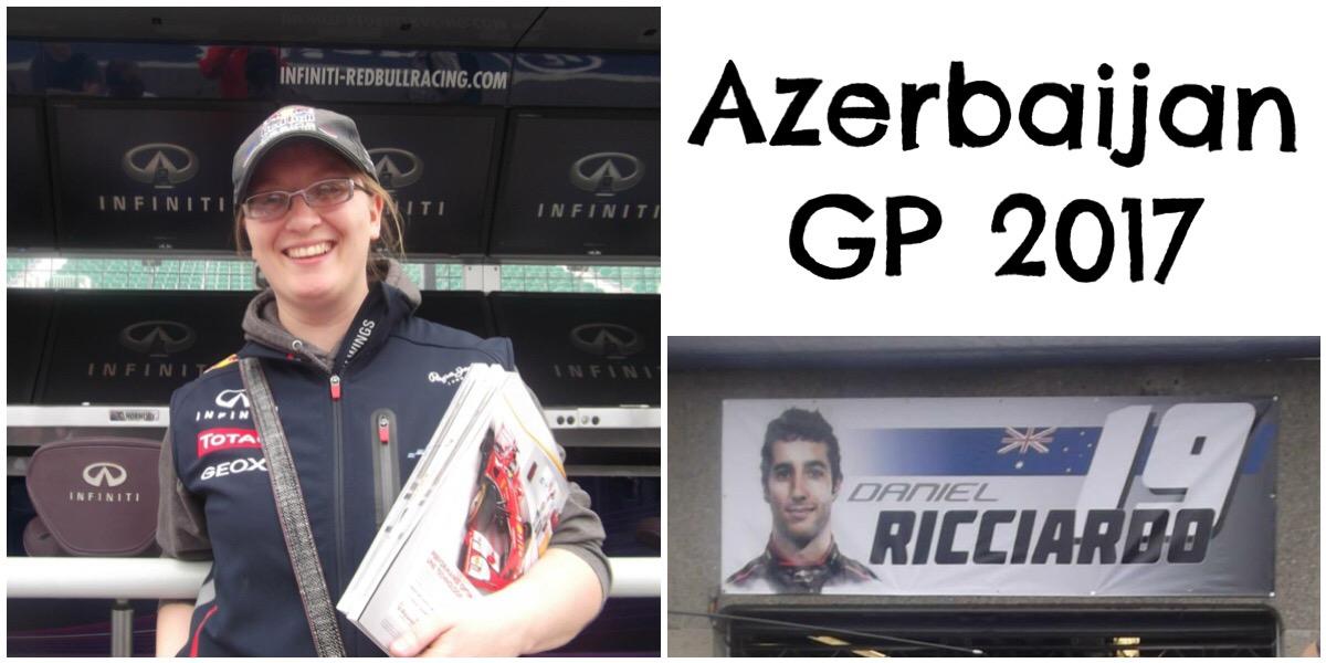 Azerbaijan GP 2017