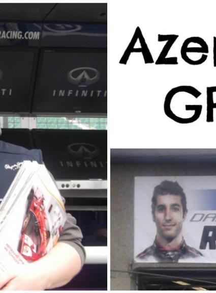 #F1Monday – Azerbaijan GP 2017