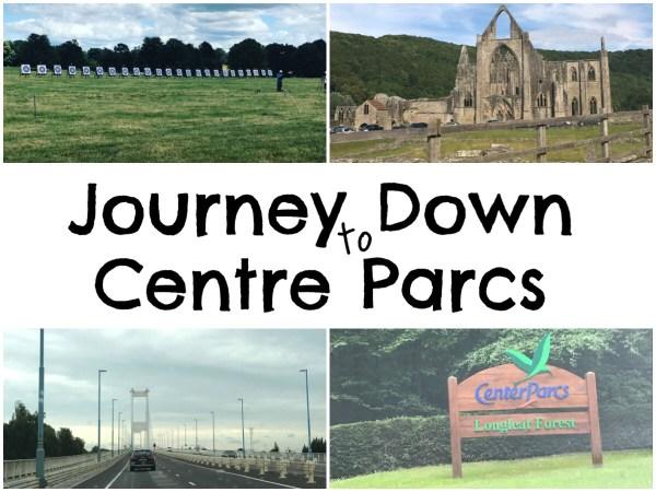 Journey Down To Centre Parcs