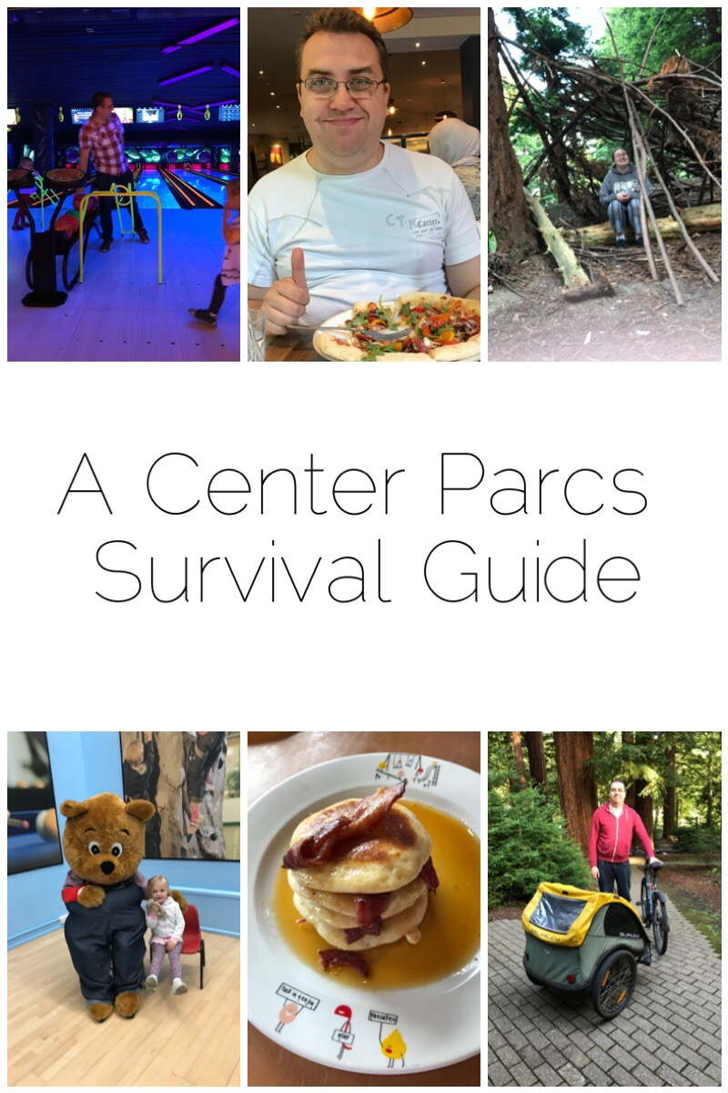 Here are my top tips for surviving a trip to Center Parcs! Some tips about car parking, activities, where to eat - all based on our trip to Longleat.