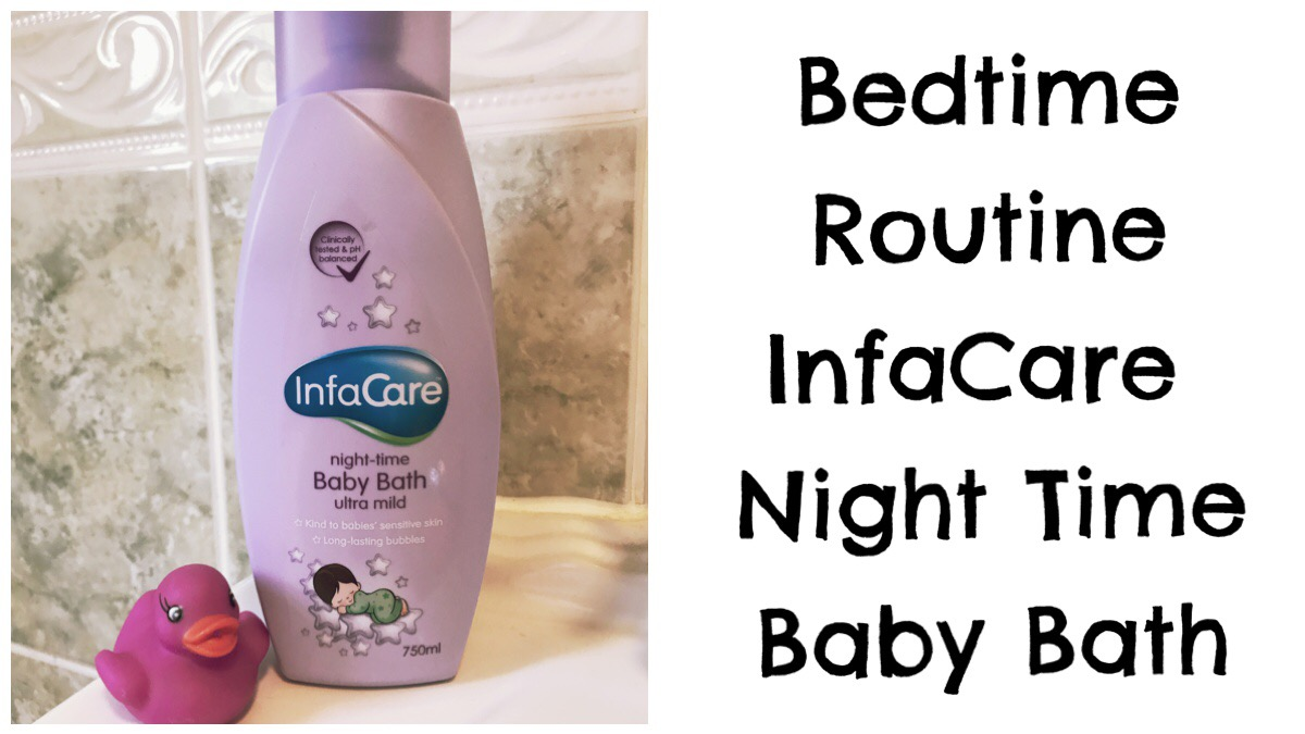 Bedtime Routine InfaCare